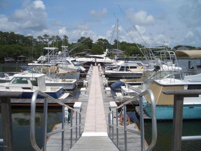 Morehead City Boat Slip For Sale: 150 Lands End Court #B 14