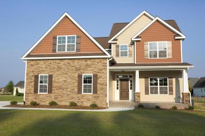 Greenville Single Family Home For Sale: 1031 Derbyshire Lane