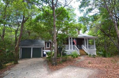 Bald Head Island Single Family Home For Sale: 53 Dowitcher Trail