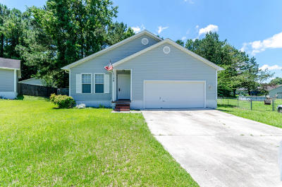 Jacksonville Single Family Home For Sale: 120 Waterfall Drive