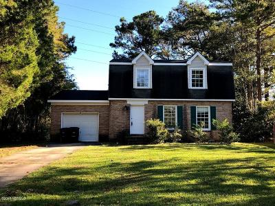 Jacksonville Single Family Home For Sale: 104 Northview Court