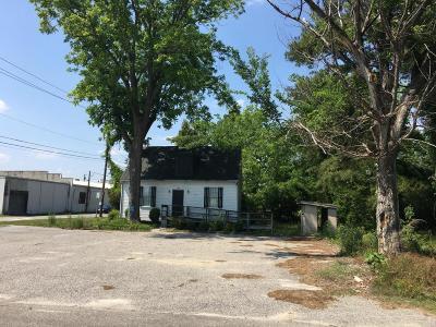 Whiteville Commercial For Sale: 201 Mill Street