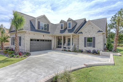 Leland Single Family Home For Sale: 8557 Shady Ridge Court NE