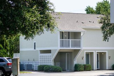 Wrightsville Beach Condo/Townhouse For Sale: 110 Driftwood Court