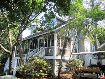 Bald Head Island Single Family Home For Sale: 29 Ibis Roost #29