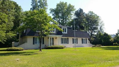 richlands Single Family Home For Sale: 105 Hardy Avenue