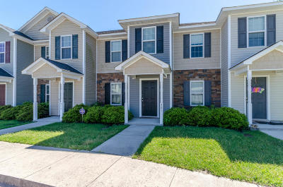 Jacksonville Condo/Townhouse Active Contingent: 421 Falls Cove