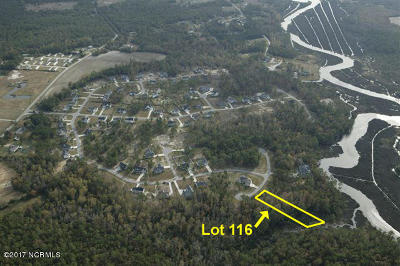 Sneads Ferry Residential Lots & Land For Sale: 117 Mariners Circle