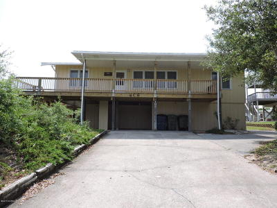 Emerald Isle Single Family Home For Sale: 103 Beach View Road