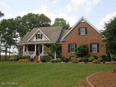 Nash County Single Family Home For Sale: 4068 Green Forest Court
