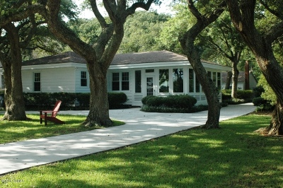 Beaufort Single Family Home For Sale: 2209 Front Street