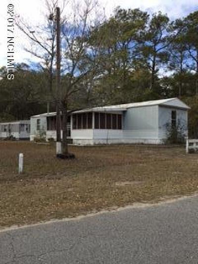 Manufactured Home Closed: 2719 Maiden Lane SW