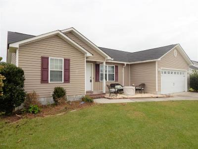 Beulaville Single Family Home For Sale: 214 Wingspread Lane
