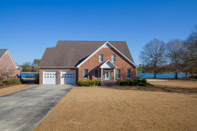 Whiteville Single Family Home For Sale: 51 Marl Point Drive E