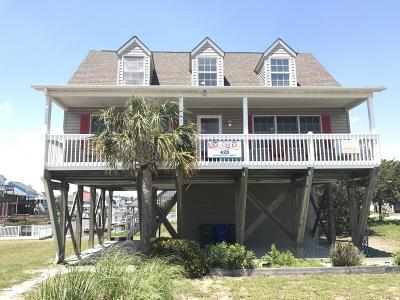 Holden Beach Single Family Home For Sale: 428 Ocean Boulevard W
