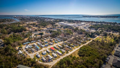Morehead City Commercial For Sale: 3108 Bridges Street