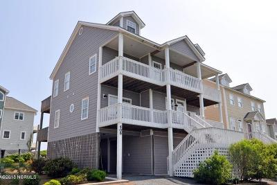 North Topsail Beach, Surf City, Topsail Beach Single Family Home For Sale: 408 Hampton Colony Circle