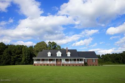 Jacksonville Single Family Home For Sale: 225 Harris Creek Road
