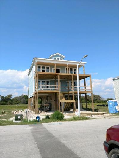 Ocean Isle Beach Single Family Home For Sale: 421 E East Third Street