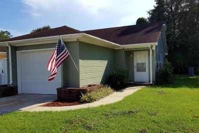 Jacksonville Condo/Townhouse For Sale: 123 Highland Court