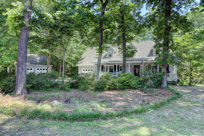 Wilmington Single Family Home For Sale: 605 Porters Neck Road