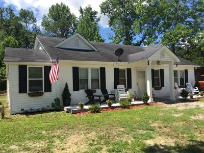 Farmville Single Family Home For Sale: 6307 Stantonsburg Road