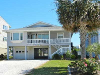 Ocean Isle Beach Single Family Home For Sale: 46 Craven Street