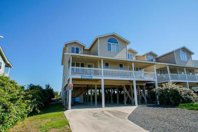 Holden Beach Condo/Townhouse For Sale: 1275 Ocean Boulevard W #A