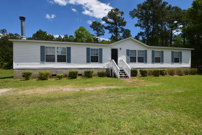 Beaufort Manufactured Home For Sale: 613 Harkers Island Road