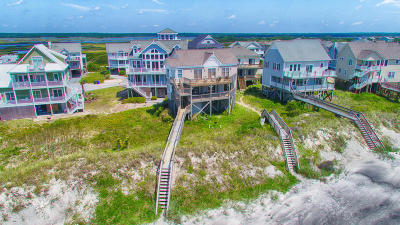 North Topsail Beach, Surf City (onslow) Single Family Home For Sale: 139 S Permuda Wynd
