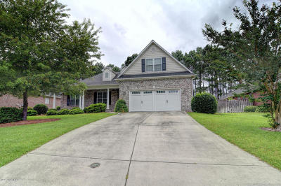 Wilmington Single Family Home For Sale: 8743 Ramsbury Way