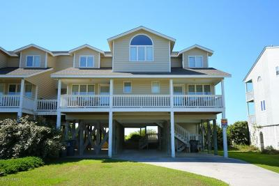 Holden Beach Condo/Townhouse For Sale: 1275 Ocean Boulevard W #B