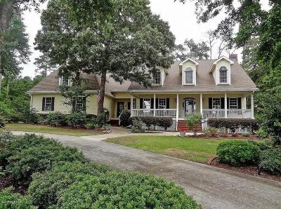 Sunset Beach Single Family Home For Sale: 168 Ricemill Circle