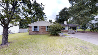 Jacksonville Single Family Home Active Contingent: 615 Duke Court