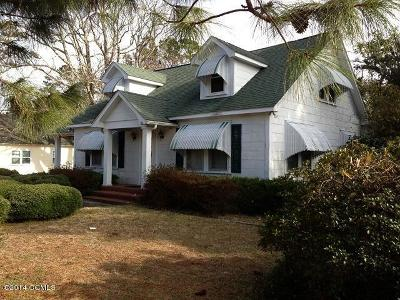 Atlantic Single Family Home For Sale: 398 Shell Road