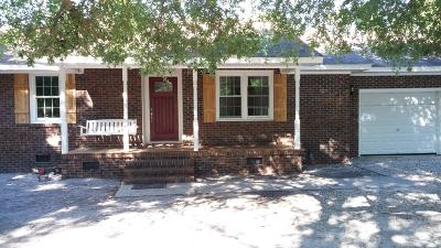 Hampstead NC Single Family Home Closed: $150,000
