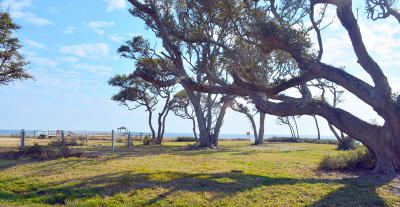 Harkers Island Residential Lots & Land For Sale: 110 Sound Point, Lot 1 Drive