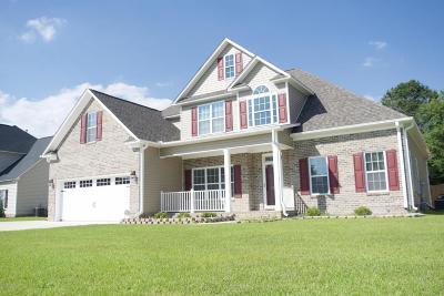 Greenville Single Family Home For Sale: 4213 Barrington Drive