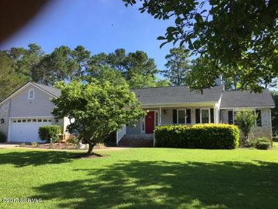 Shallotte Single Family Home For Sale: 48 Fairway Drive
