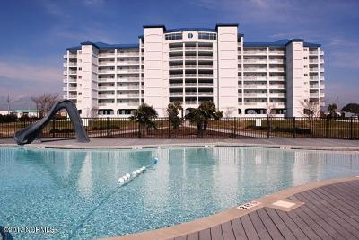 Indian Beach Condo/Townhouse For Sale: 1550 Salter Path Road #404