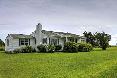 Newport Single Family Home For Sale: 127 Jones Landing Road