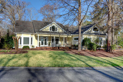 Leland Single Family Home For Sale: 1040 Club Court