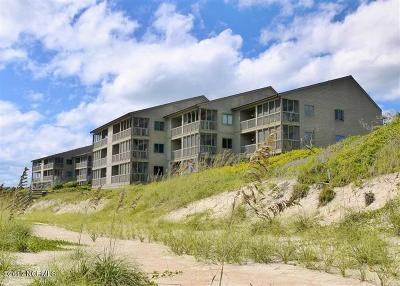 Pine Knoll Shores Condo/Townhouse For Sale: 525 Salter Path Road #1bb