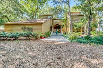 Pine Knoll Shores Single Family Home For Sale: 188 Oakleaf Drive