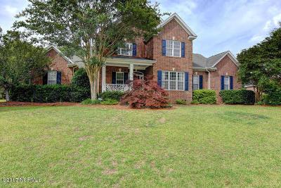 Wilmington Single Family Home For Sale: 5124 Nicholas Creek Circle