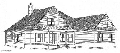Southport Single Family Home For Sale: 3287 Moss Hammock Wynd