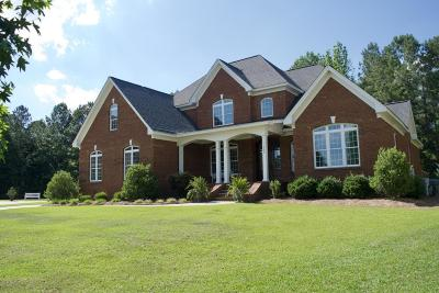 Greenville Single Family Home For Sale: 700 Compton Road