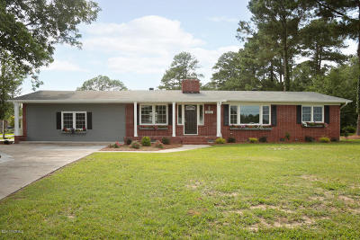 Beulaville Single Family Home For Sale: 405 N Jackson Street