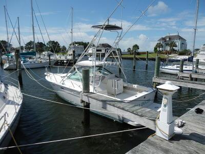 Beaufort Boat Slip For Sale: 409 Island Drive #Slip 35