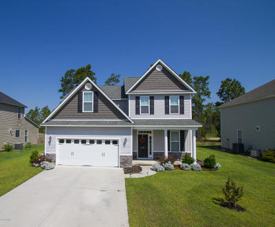 Leland Single Family Home For Sale: 8032 Footpath Road